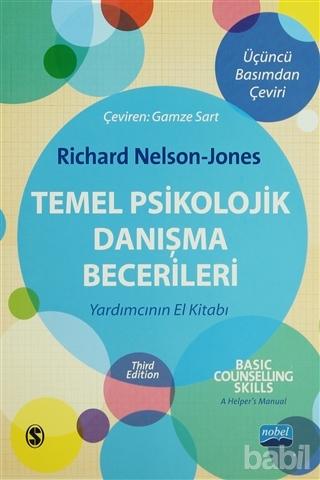 En iyi psikoloji kitapları - Temel Psikolojik Danışma Becerileri
