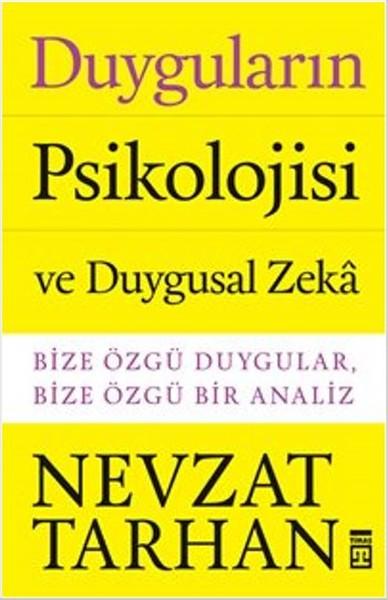 En iyi psikoloji kitapları - Duyguların Psikolojisi