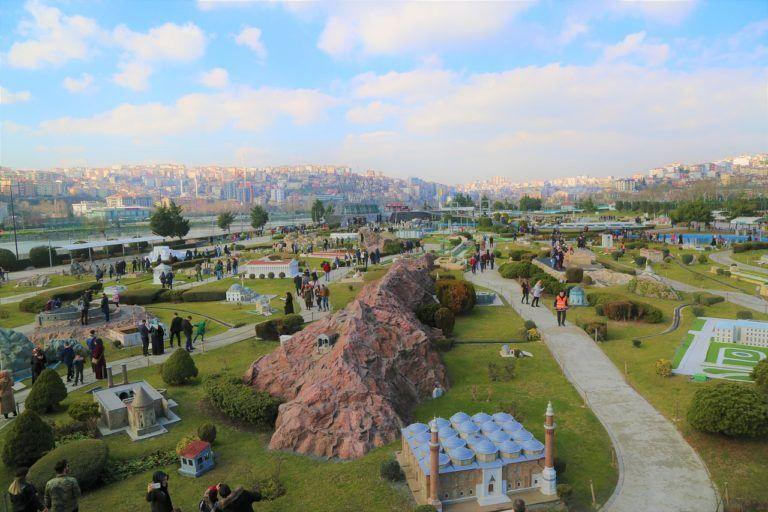 İstanbul gezilecek yerler listesi Miniaturk