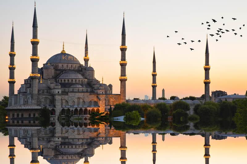 İstanbul Gezi rehberi Sultan ahmet