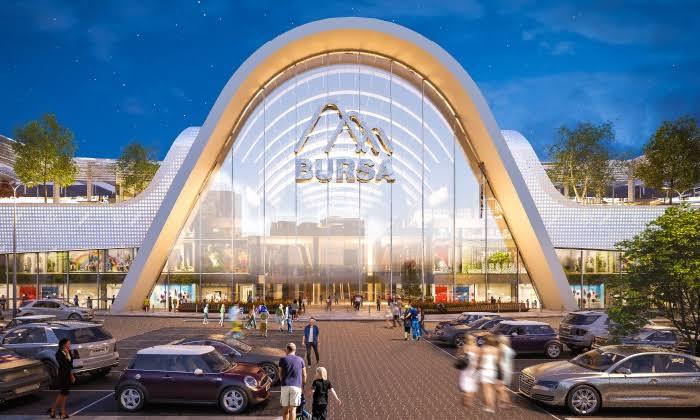Bursa da en iyi alışveriş merkezleri