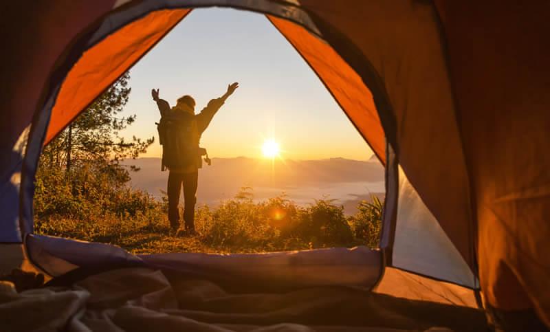 Türkiye'deki en iyi kamp alanları