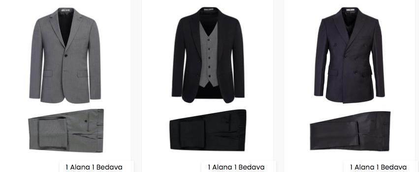 en iyi takım elbise